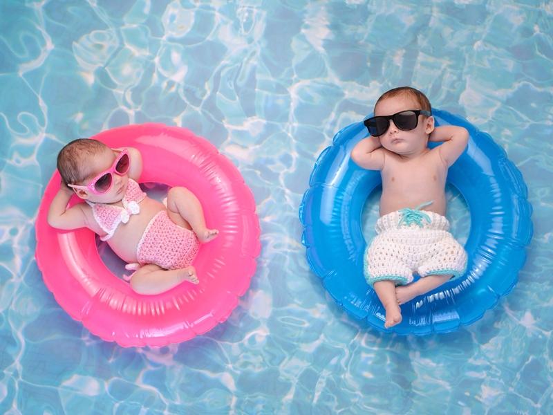 Surrogacy and twins
